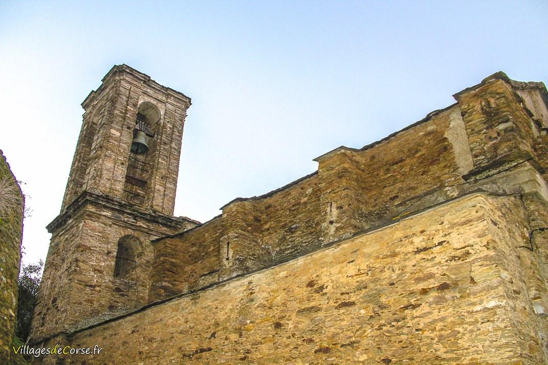 Eglises - Annonciation - San Gavino d Ampugnani