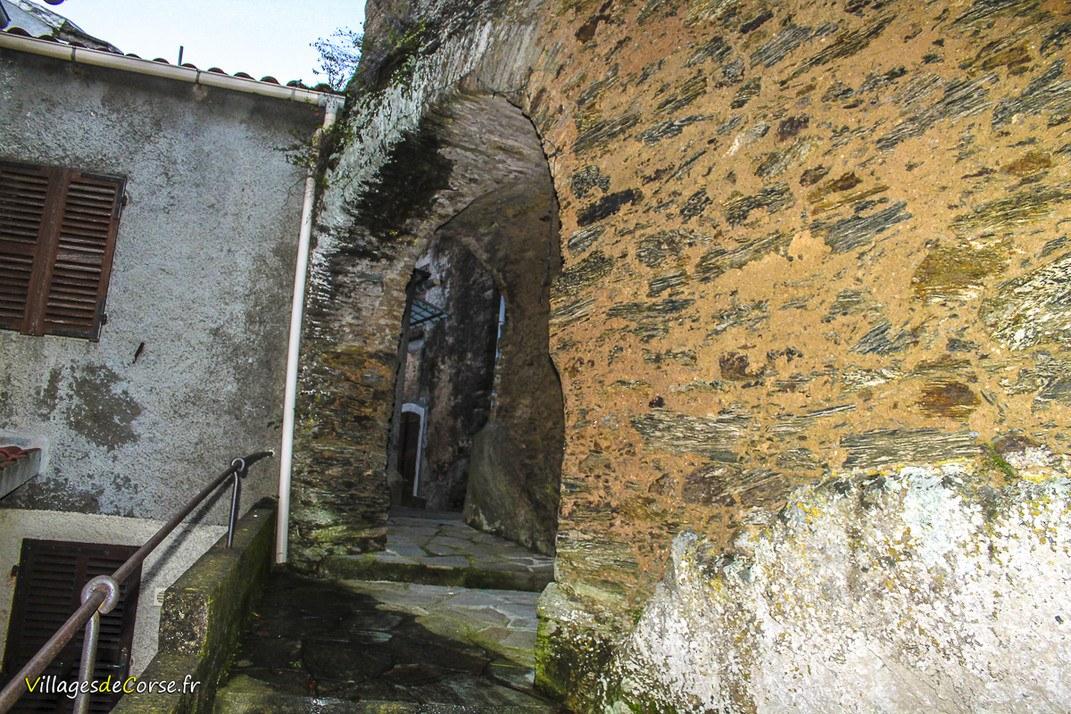 Voûte - San Gavino d Ampugnani