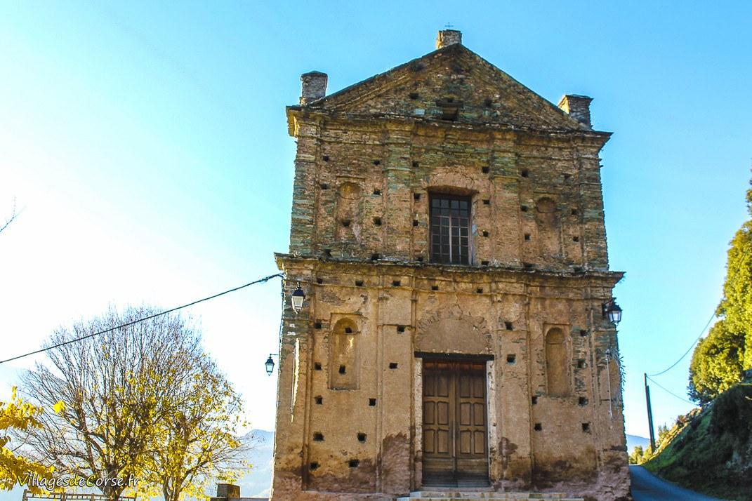 Eglise - Sainte Cécile - Scata