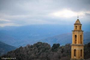 Eglise - Saint Sebastien - Silvareccio