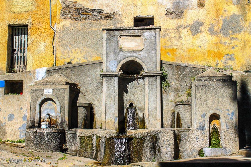 Fountain - Stazzona