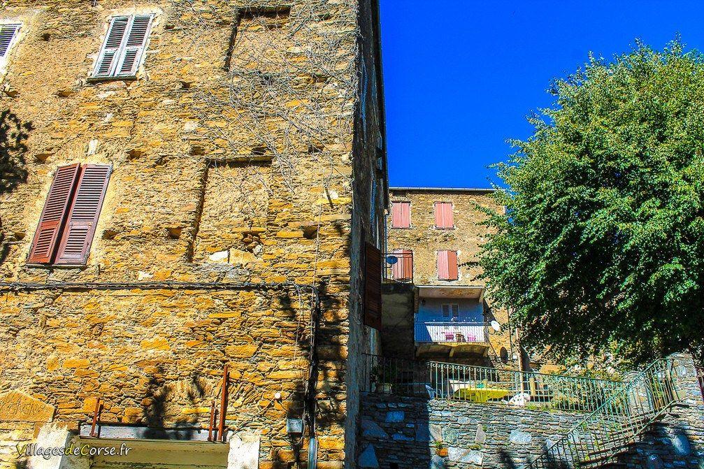 Old house - Stazzona