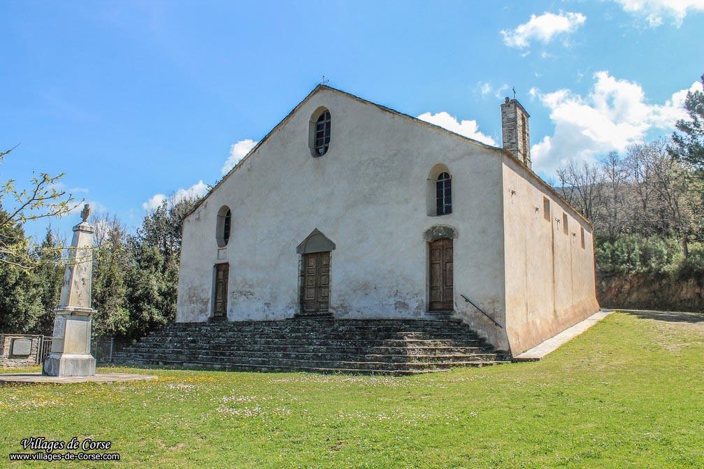 Eglises - Saint-Michel - Valle di Rostino
