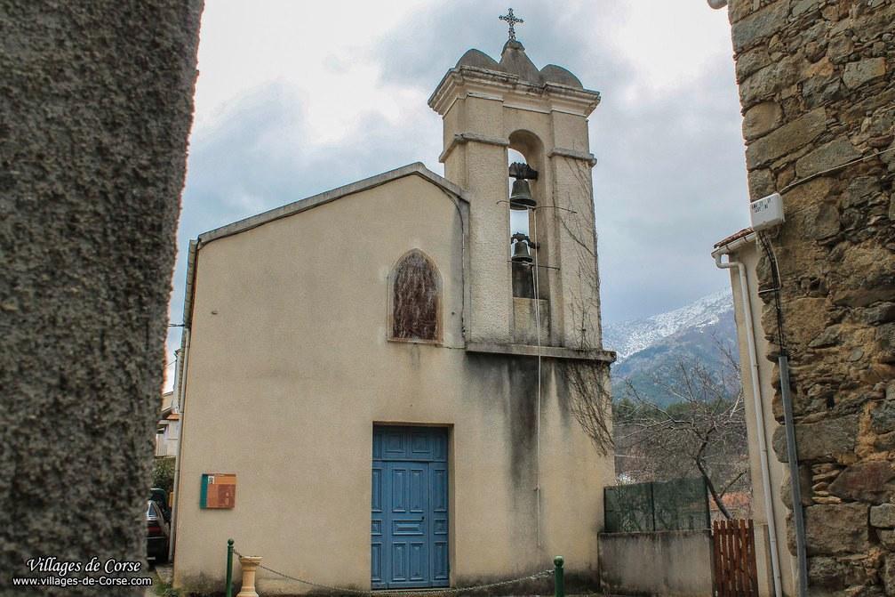 Eglise - Sainte Marie - Casanova