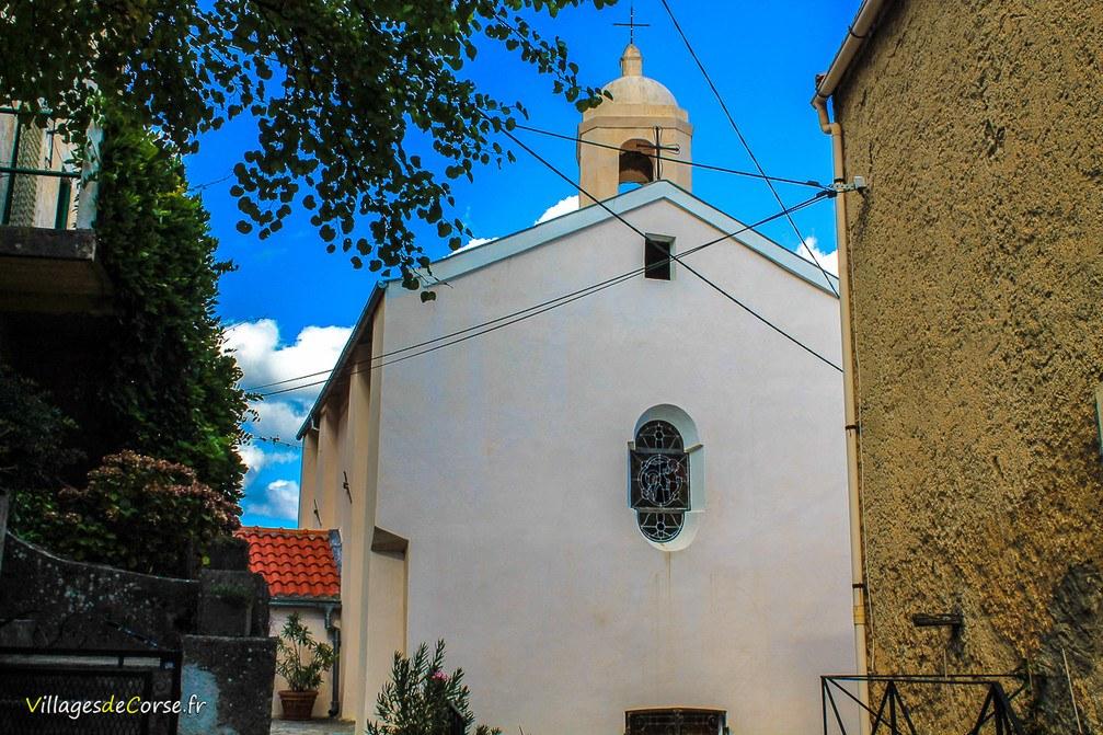 Eglises - Annonciation - Castirla