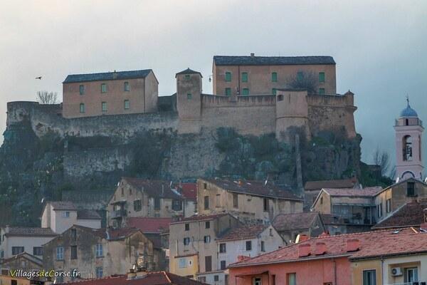 Citadelle - Corte