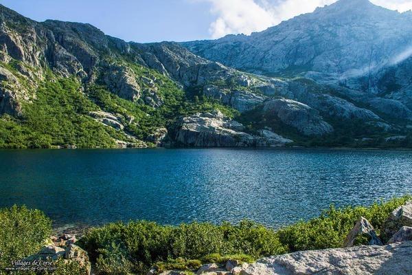 Lac - Melu - Corte