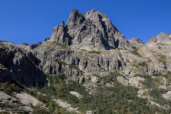 Vallée - Restonica - Corte