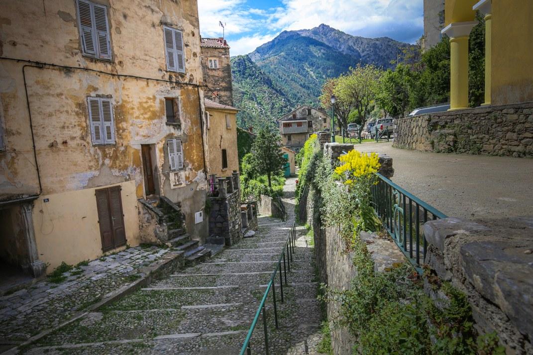 Village - Corte