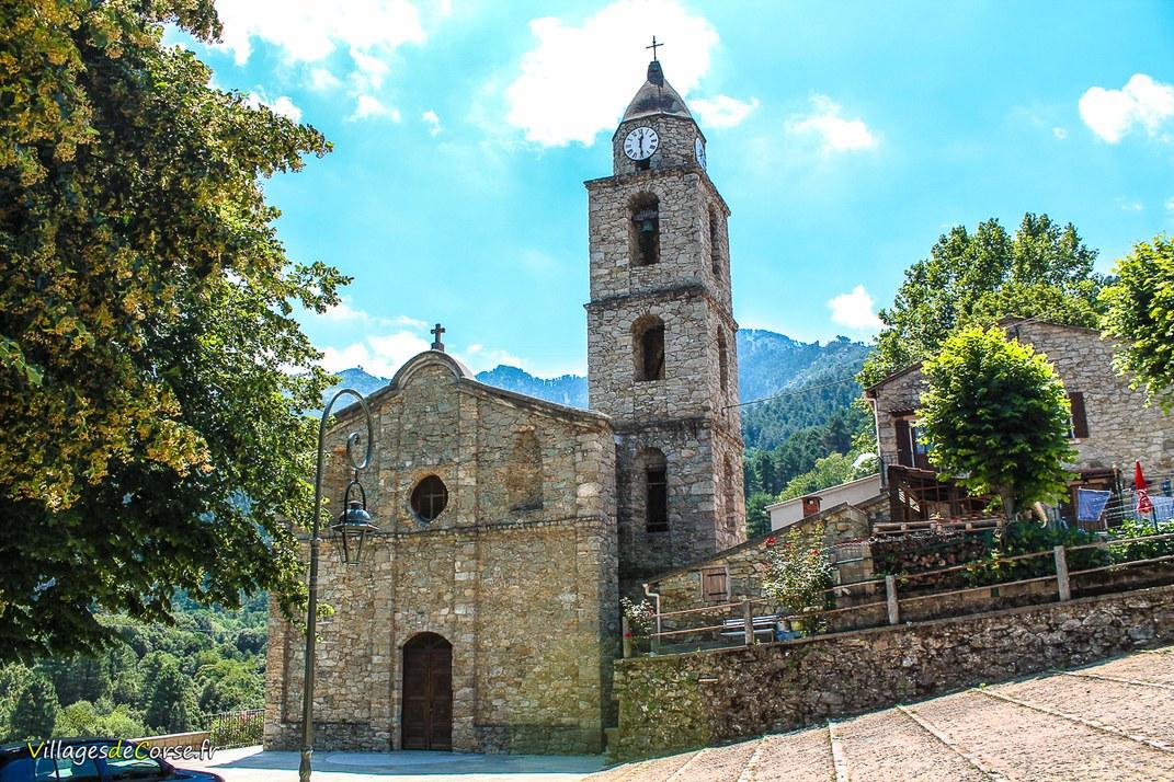 Eglise - Assomption - Muracciole