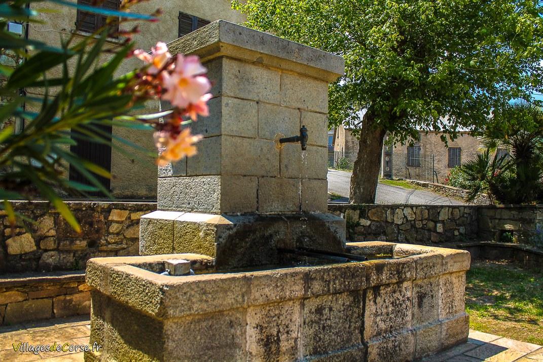 Fontaine - Muracciole