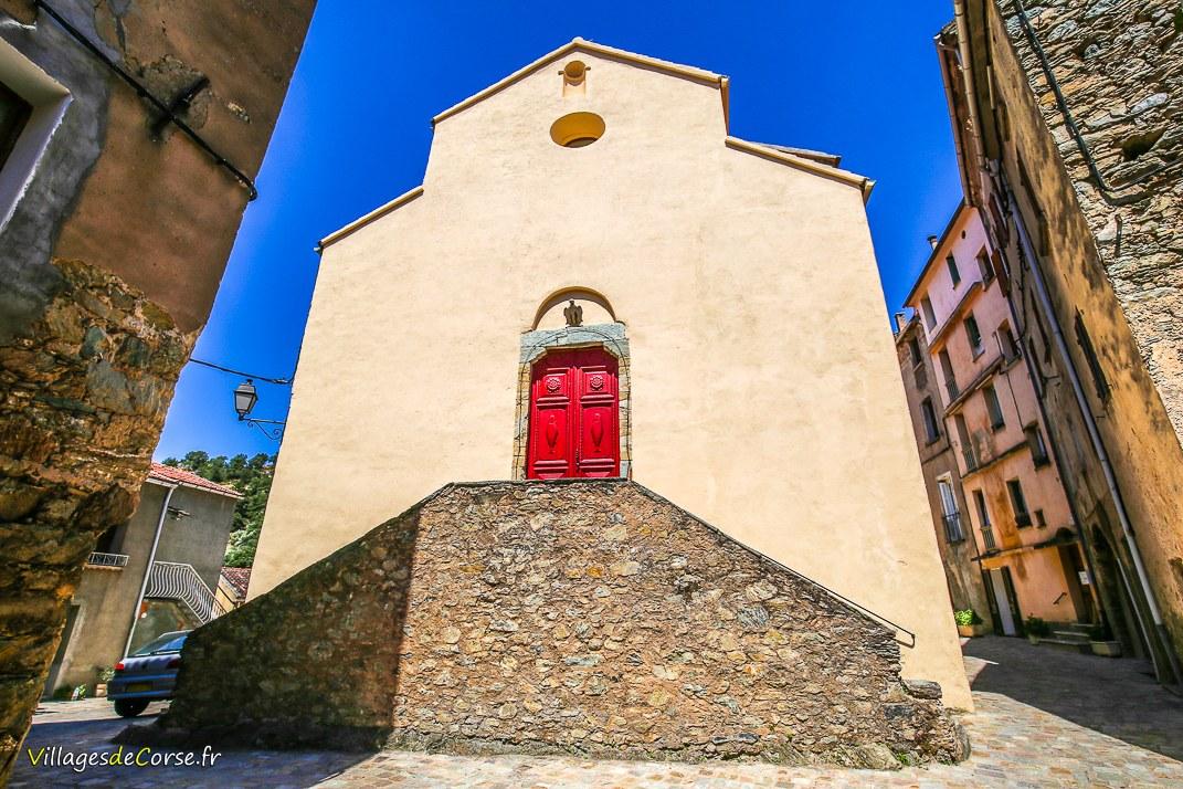 Eglise - Saint André - Omessa