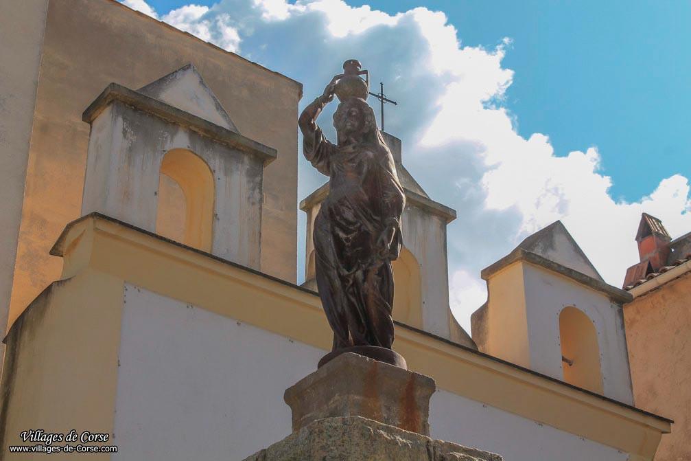 Statue - Omessa