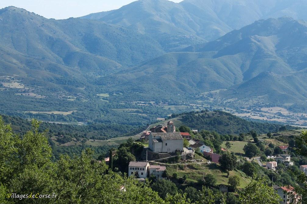 Eglise - Saint Cyr - Poggio di Venaco