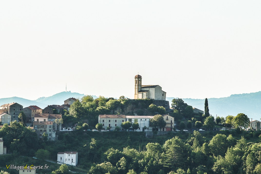 Village - Poggio di Venaco
