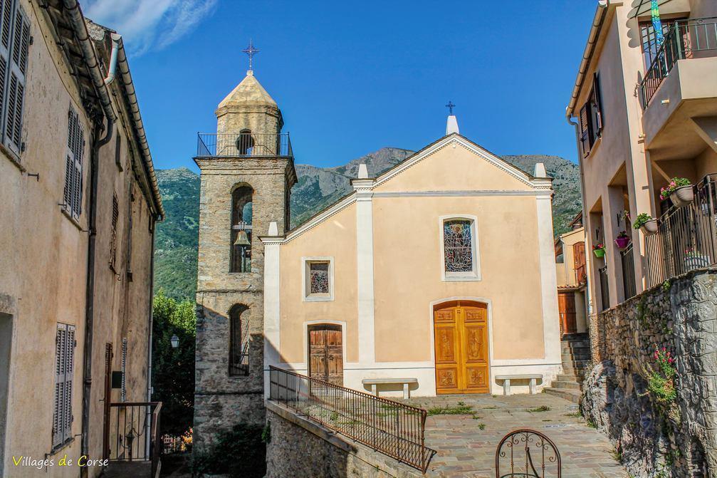 Eglise - Saint Antoine l'Ermite - Riventosa