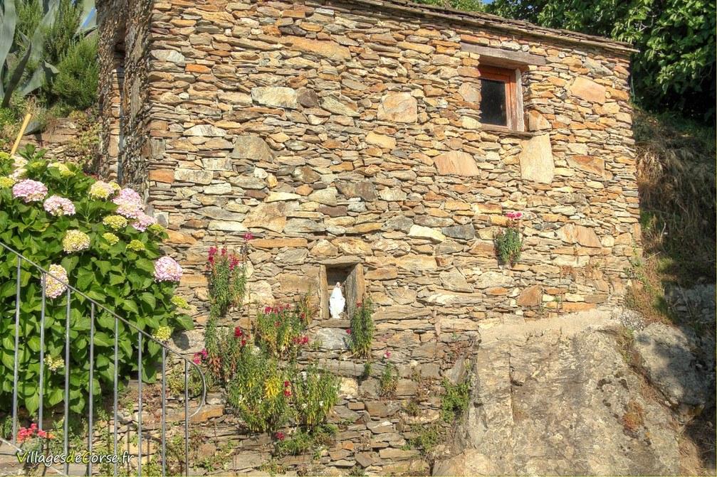 Maison en pierres - Riventosa