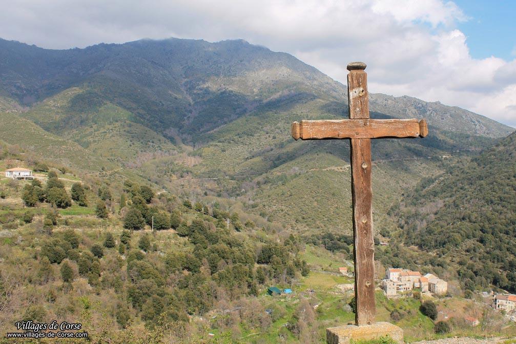 Croix - Santa Lucia di Mercurio