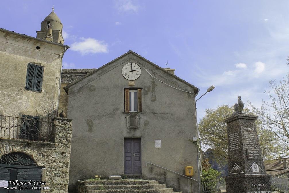 Eglise - Santa Lucia di Mercurio