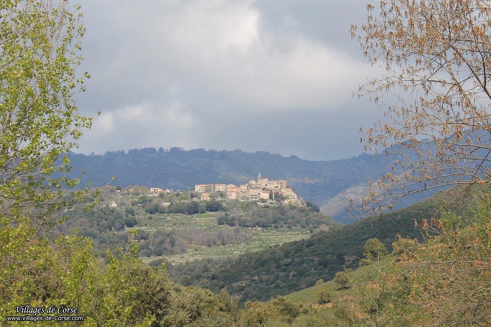 Village - Santa Lucia di Mercurio