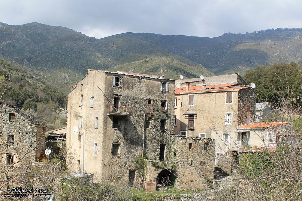 Maison en pierres - Santa Lucia di Mercurio