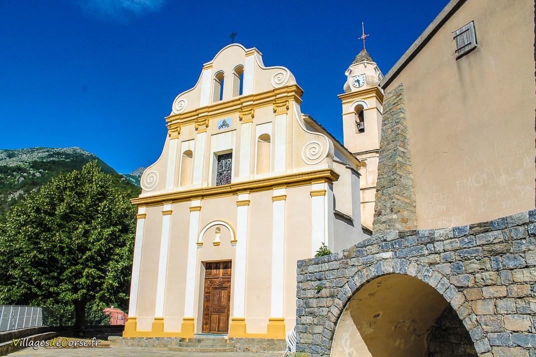 Eglise - Saint Pierre - Santo Pietro di Venaco