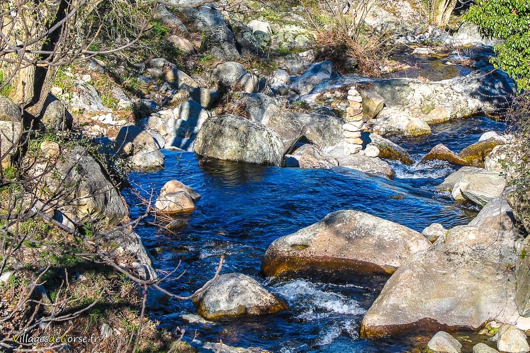 Ruisseau - Misognu - Santo Pietro di Venaco