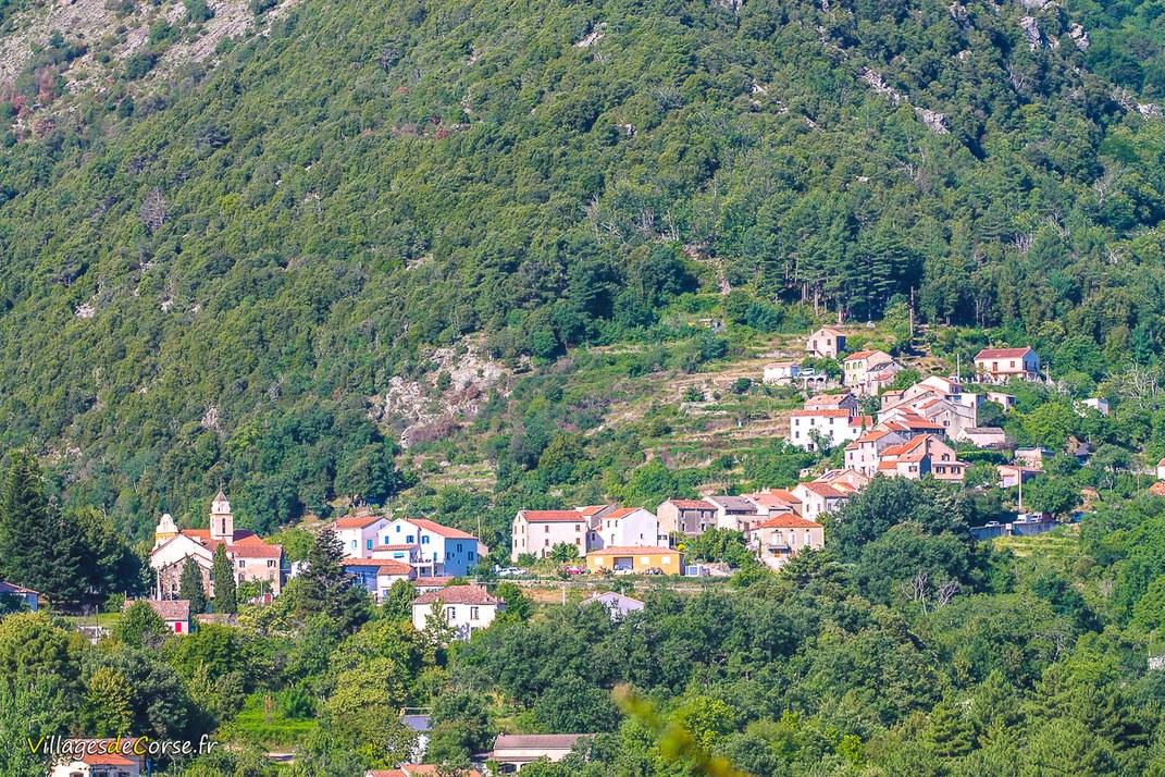 Village - Santo Pietro di Venaco