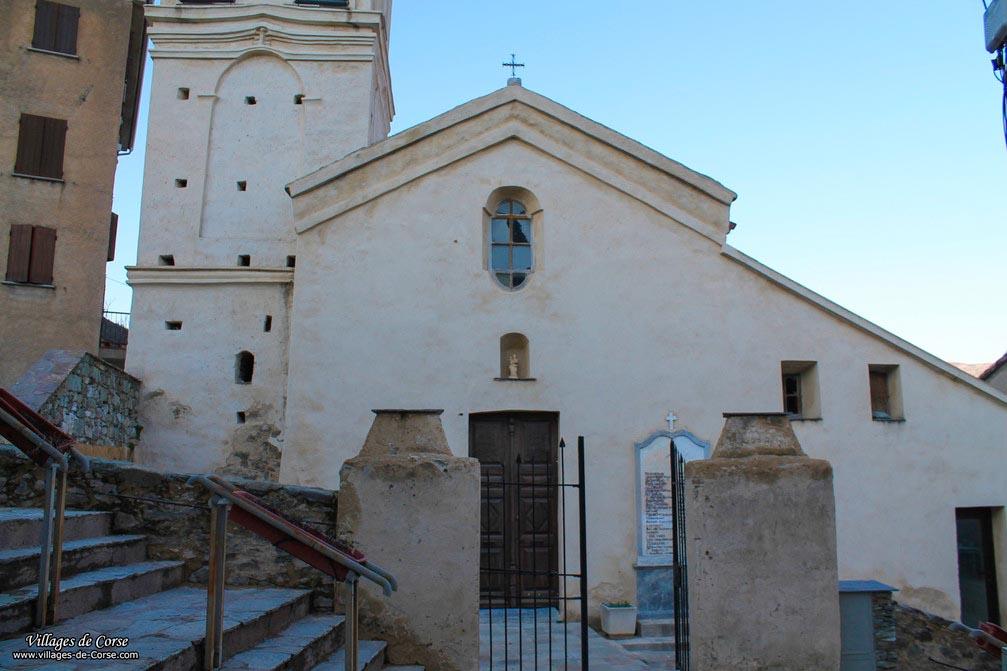 Eglise - Saint Césaire - Soveria