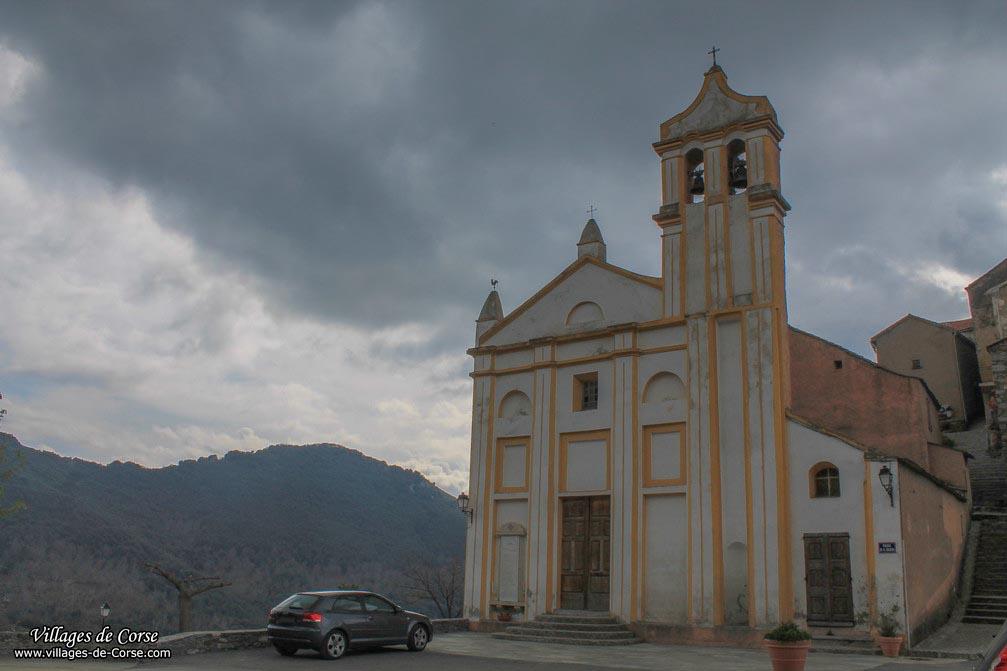 Eglise - San Bernardinu - Tralonca