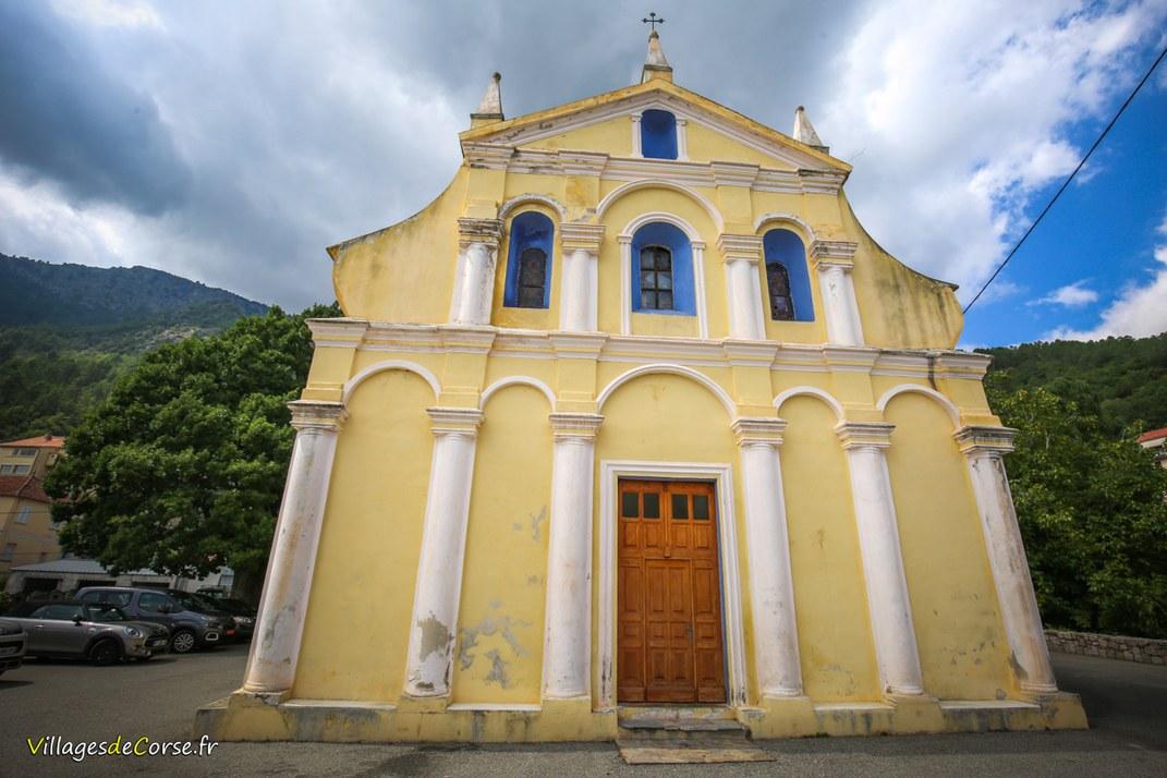 Eglise - Saint Michel de Serragio - Venaco