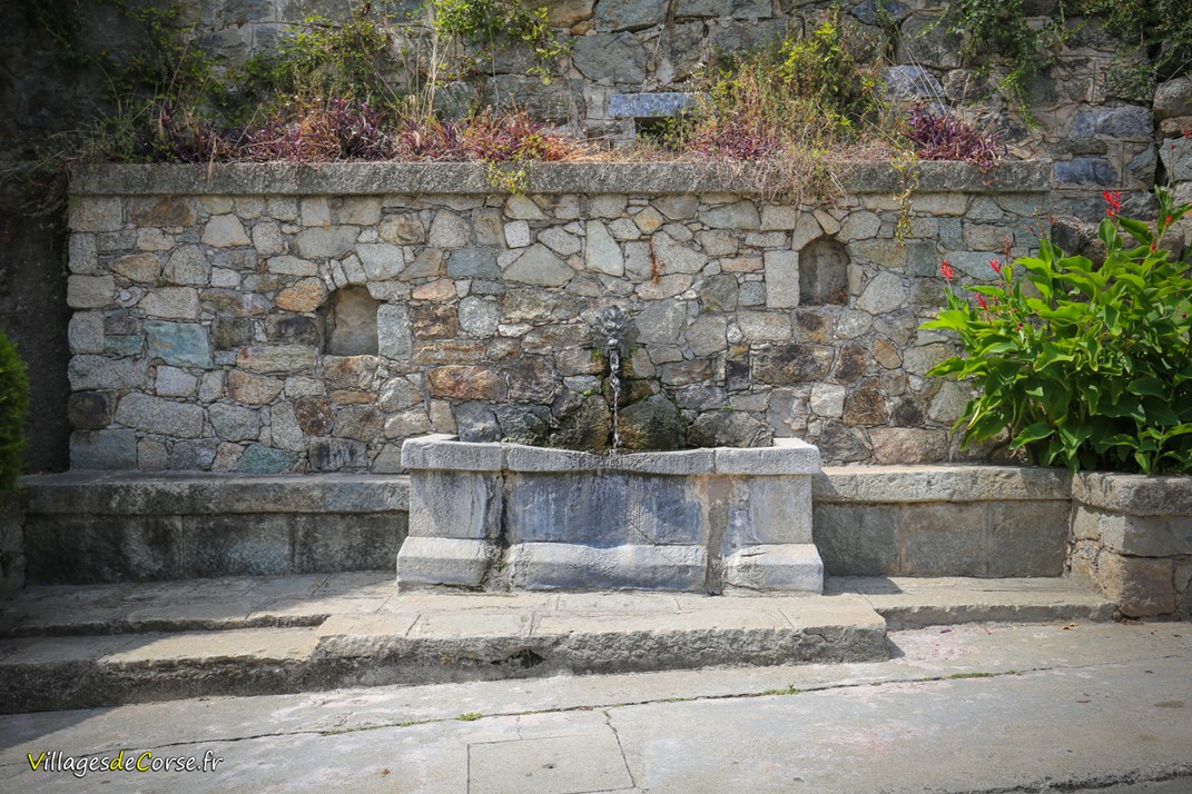 Fontaine - Venaco