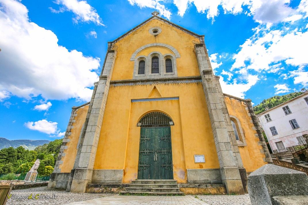 Eglise - Saint Pierre-aux-liens - Vivario