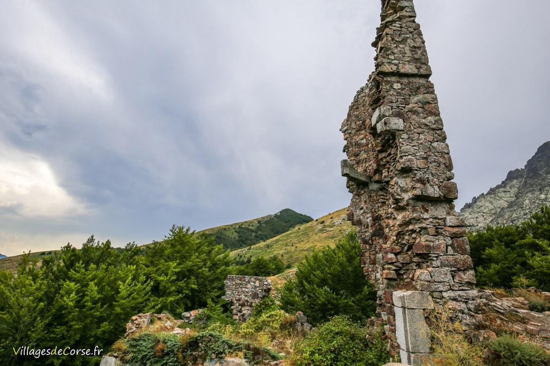 Fort - Vizzavona - Vivario