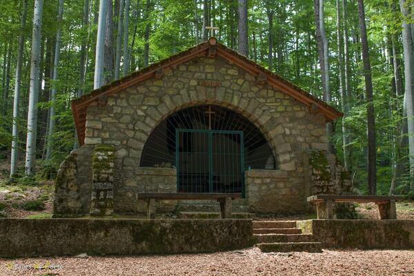 Chapelle - Notre Dame de la Forêt - Vivario