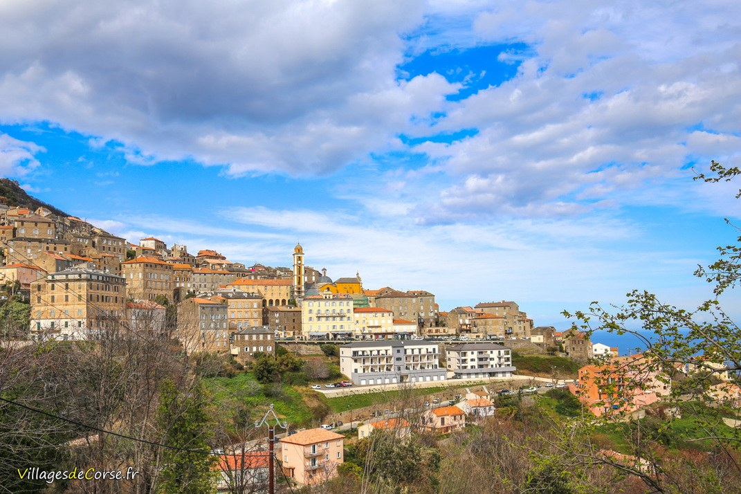 Village - Cervione
