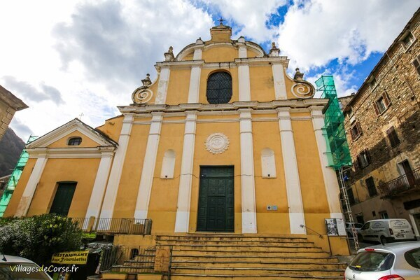 Eglise - Saint Erasme - Cervione