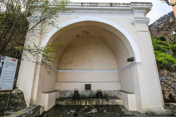 Fontaine - Piuvannaccia - Cervione