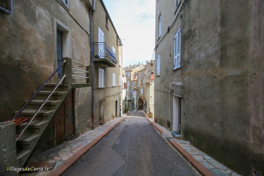 Ruelle - Cervione