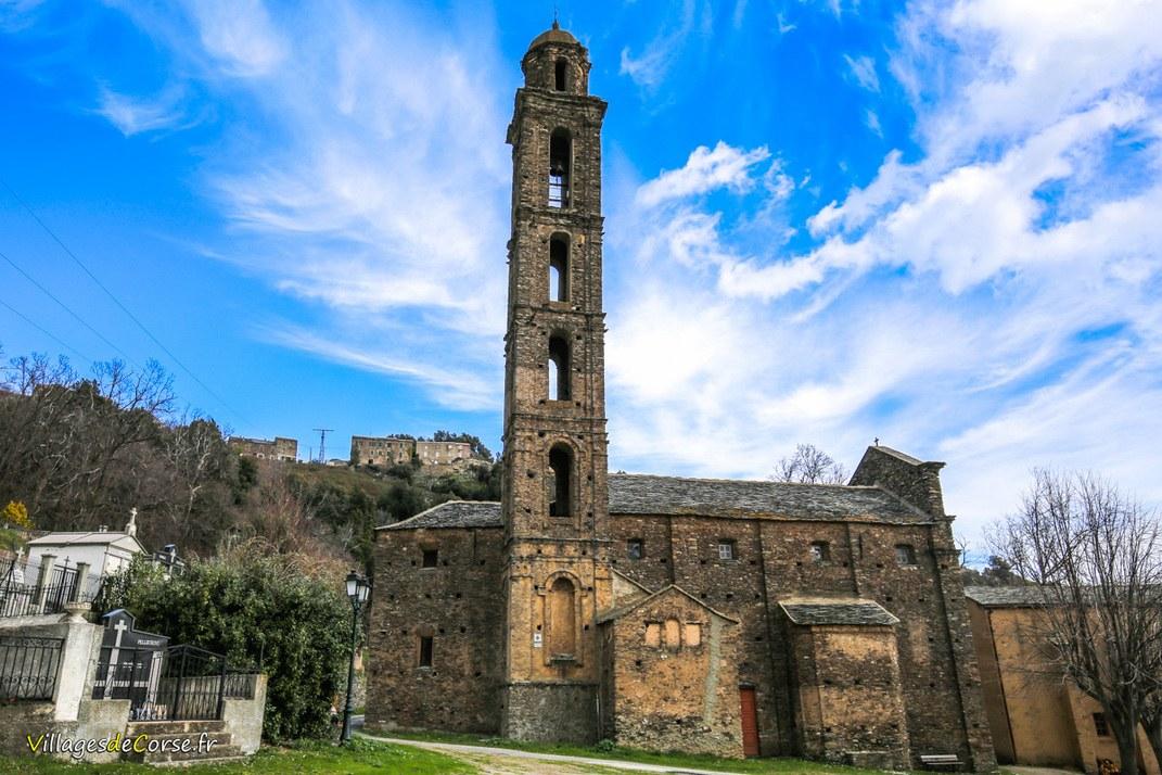 Eglise - Saint Jean - San Giovanni di Moriani