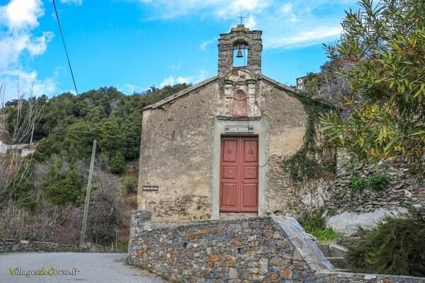 Chapelle - Sainte Dévote - San Giovanni di Moriani