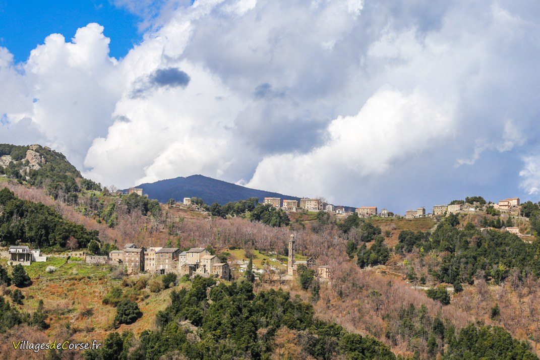 Village - San Giovanni di Moriani