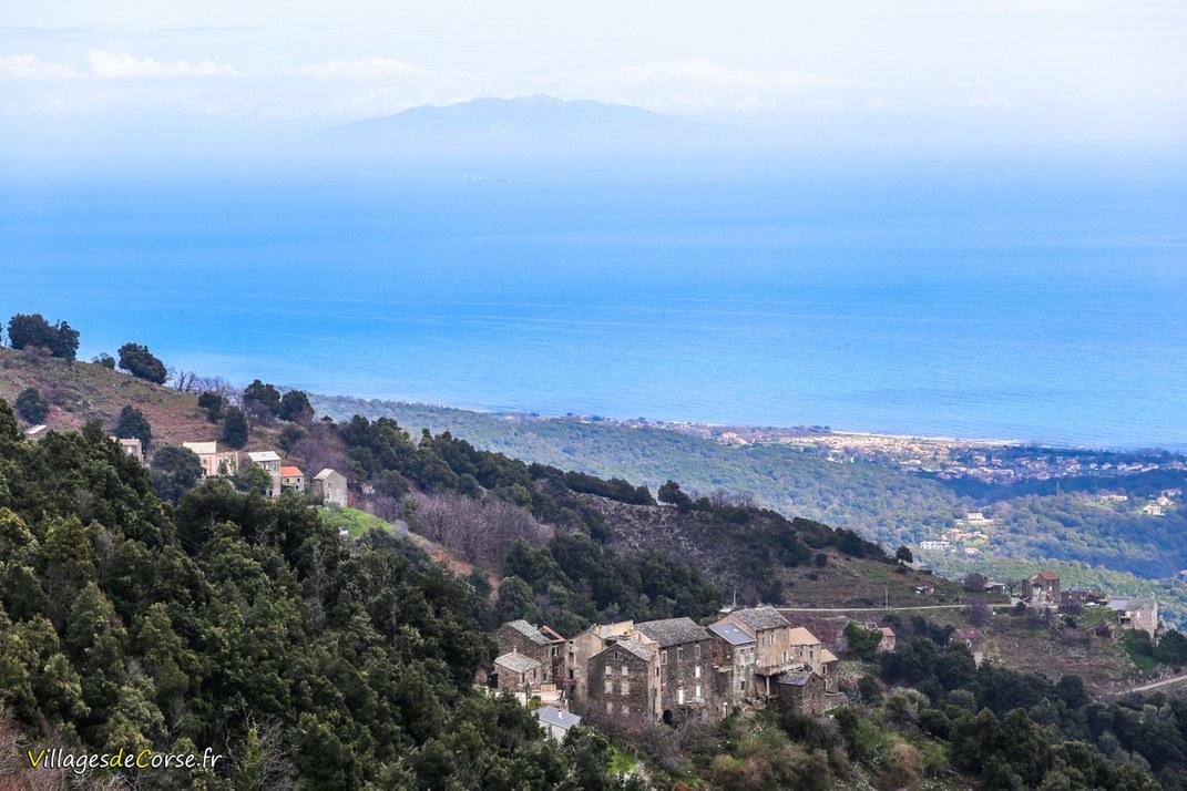 Vue - San Giovanni di Moriani