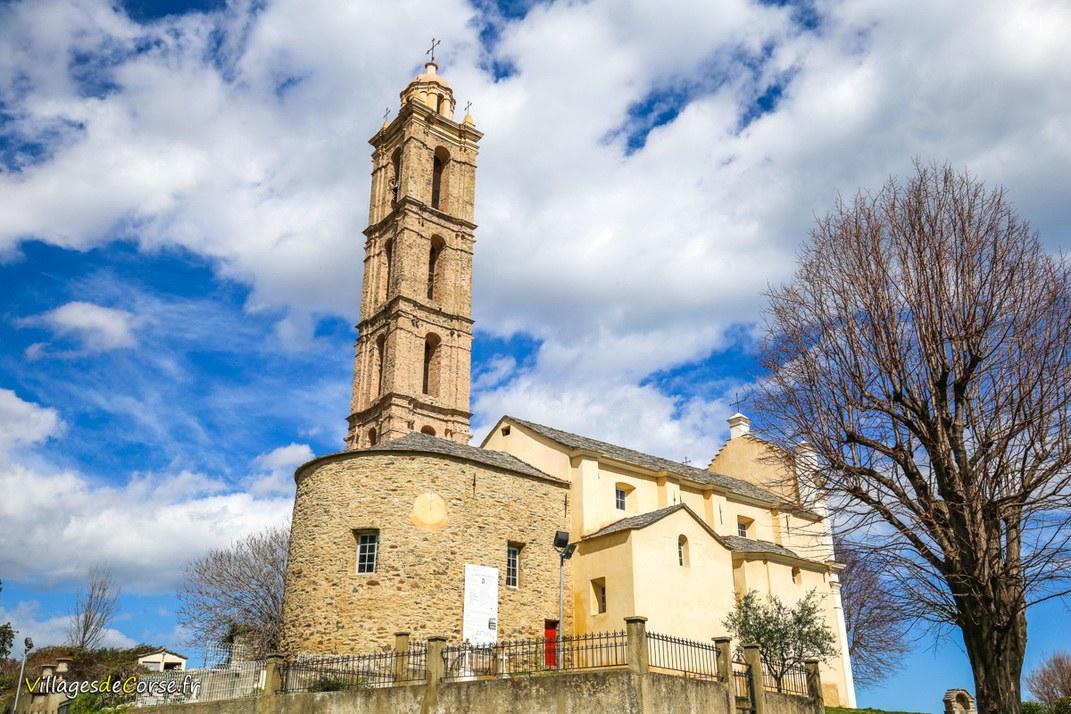 Eglises - Saint Nicolas - San Nicolao