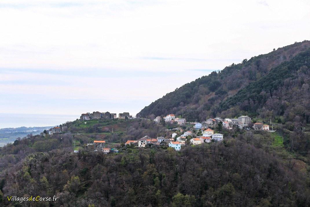 Hameau - Piedigrado - San Nicolao