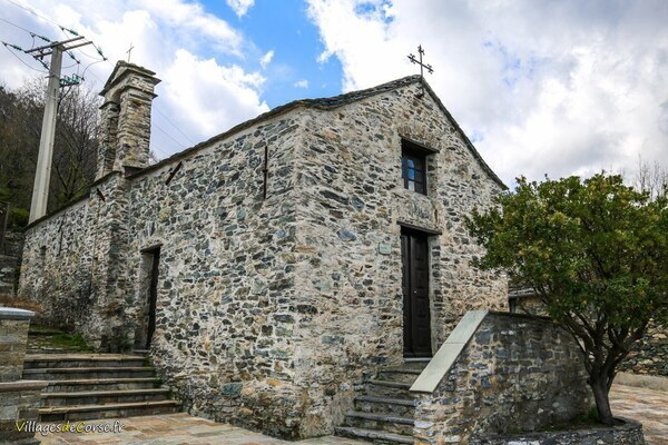 Chapelle - Annonciation - San Nicolao