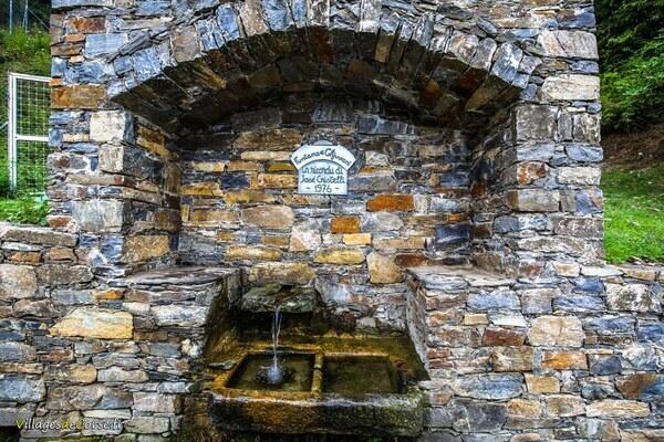 Fontaine - Funtana di Ghjuvani - San Nicolao
