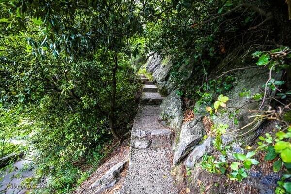 Escaliers - San Nicolao