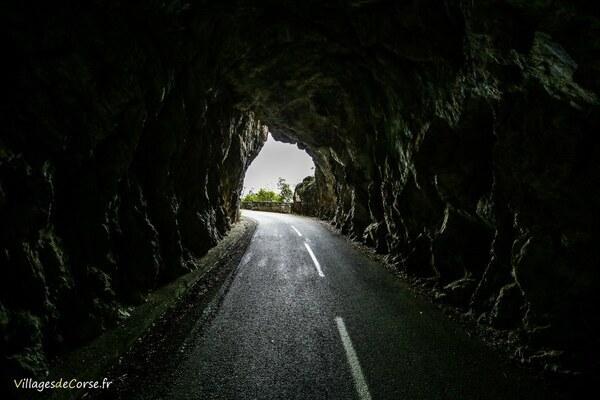 Tunnel - San Nicolao