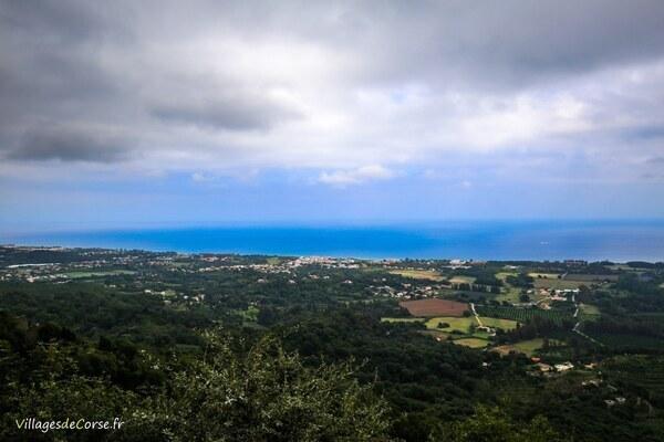 Vue - San Nicolao